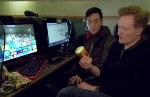 conan o'brien goes to south korea