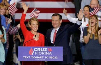 5 Reasons Ted Cruz's Carly Fiorina Hail Mary Is Absurd