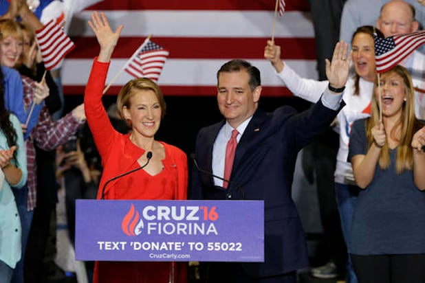 5 Reasons Ted Cruz's Carly Fiorina Hail Mary Is Absurd