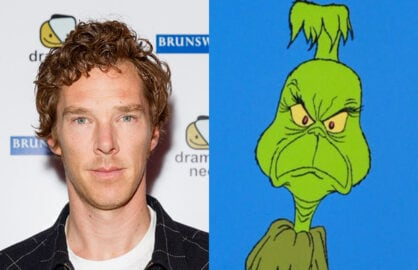 benedict cumberbatch grinch