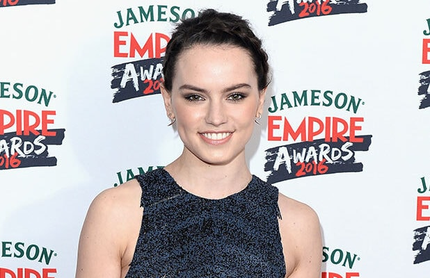 Daisy Ridley on Self Esteem