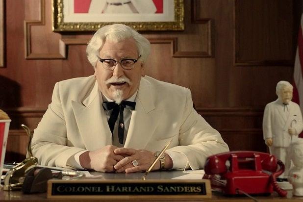 darrell hammond colonel sanders