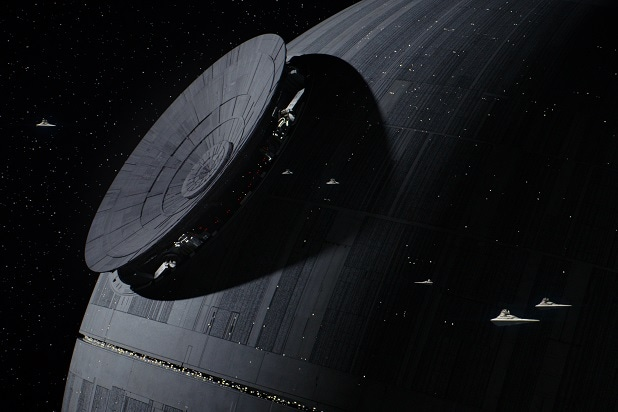 Ron Howard Han Solo Death Star