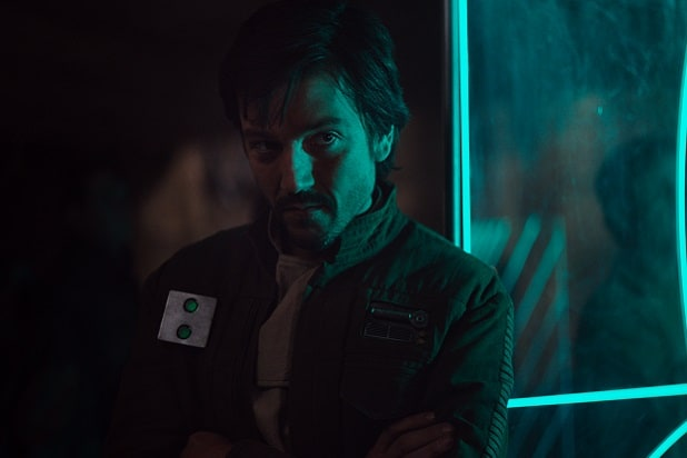 'Rogue One: A Star Wars Story' Star Diego Luna Praises the Stand-Alone Movie's Diversity