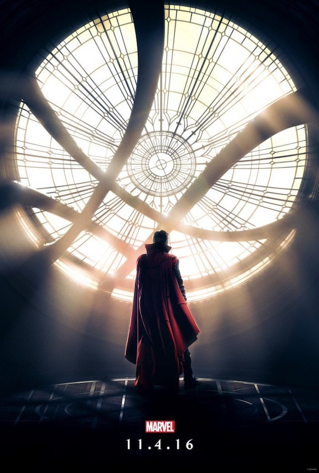 'Doctor Strange' First Poster Looks Oddly Familiar (Photo ...