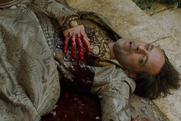 doran martell game of thrones dead