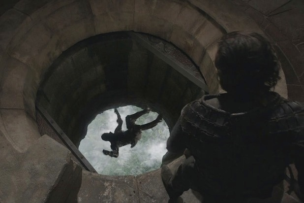The Duel in the Eyrie in Game of Thrones