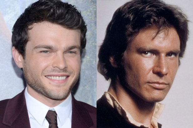 Alden Ehrenreich Cast As Han Solo In Star Wars Spinoff