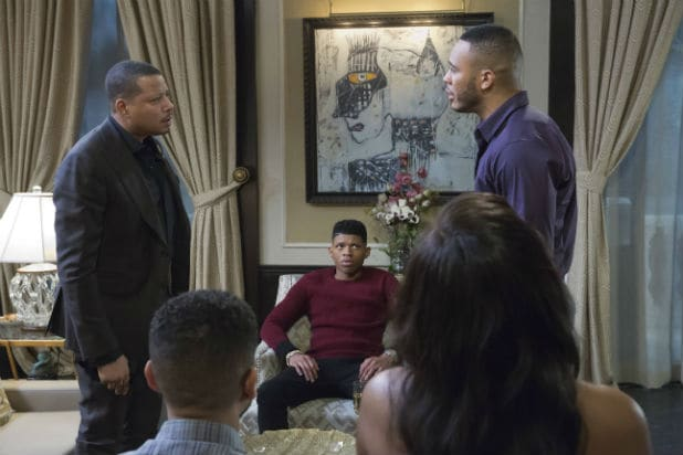andre dies on empire