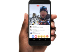 Facebook is adding emoji to its live streamed video