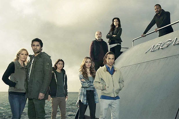 Fear the Walking Dead Season 2 Cast