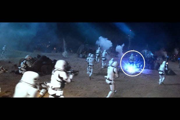 first to die in the force awakens