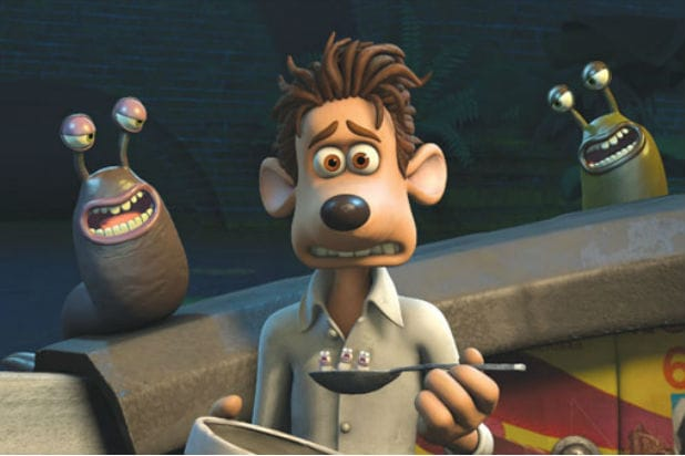 flushed away dreamworks animation