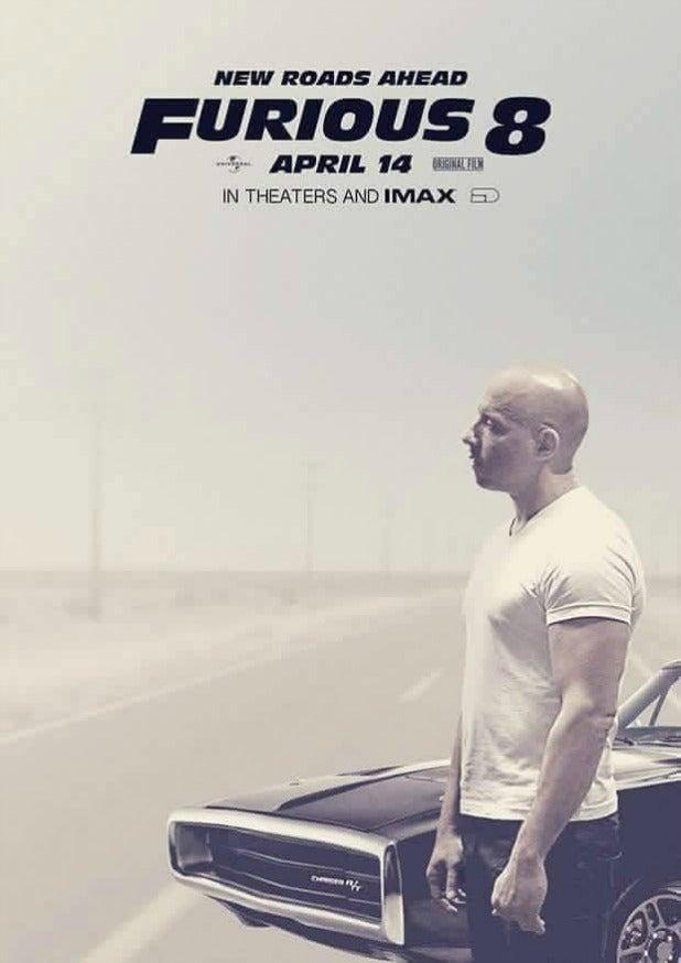 furious 8 poster full