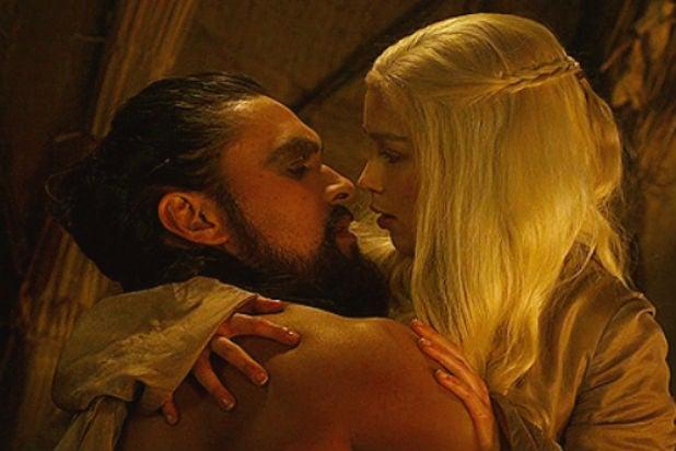 Game of thrones sex scene