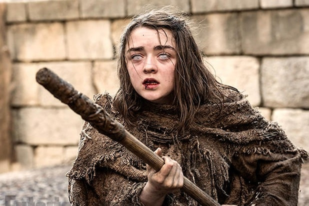 game of thrones season 6 arya