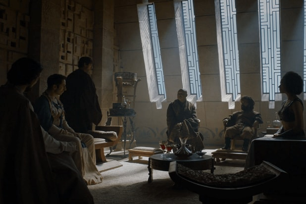game of thrones tyrion biggest moments peace with the sons of the harpy