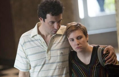 Girls Alex Karpovsky Lena Dunham