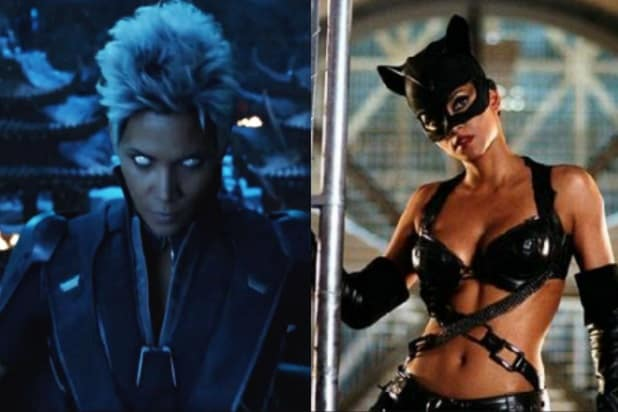 halle berry catwoman x-men days of future psat