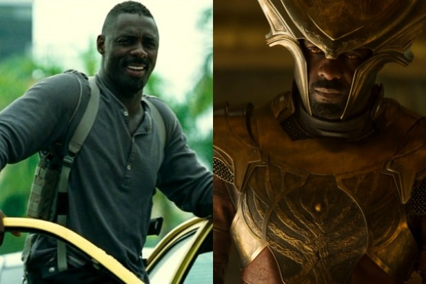 idris elba thor the losers