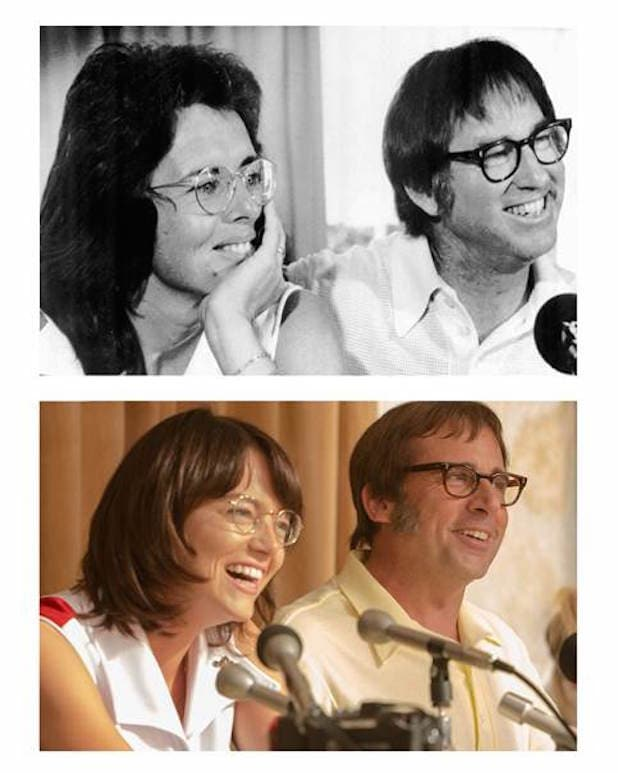Battle of the Sexes First Look
