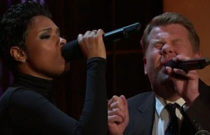 james corden jennifer hudson late late show