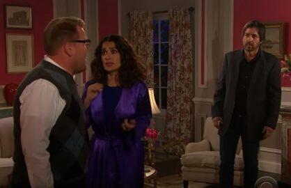 james corden justin bieber soap opera