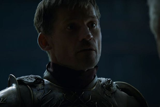 Jamie Lannister Game of Thrones trailer
