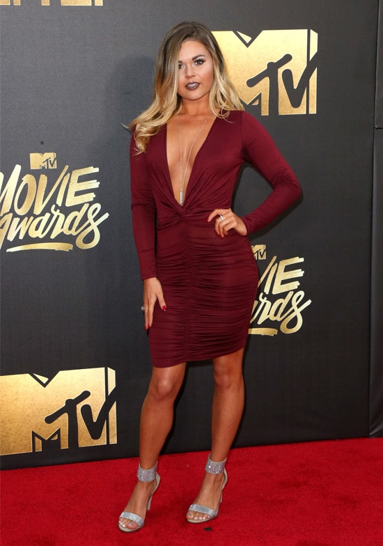 jenna thomason mtv movie awards