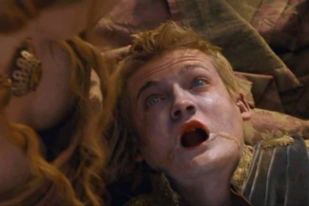 joffrey death game of thrones