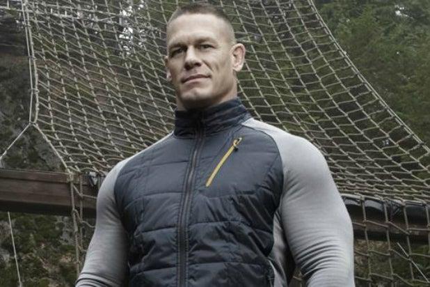 John Cena American Grit