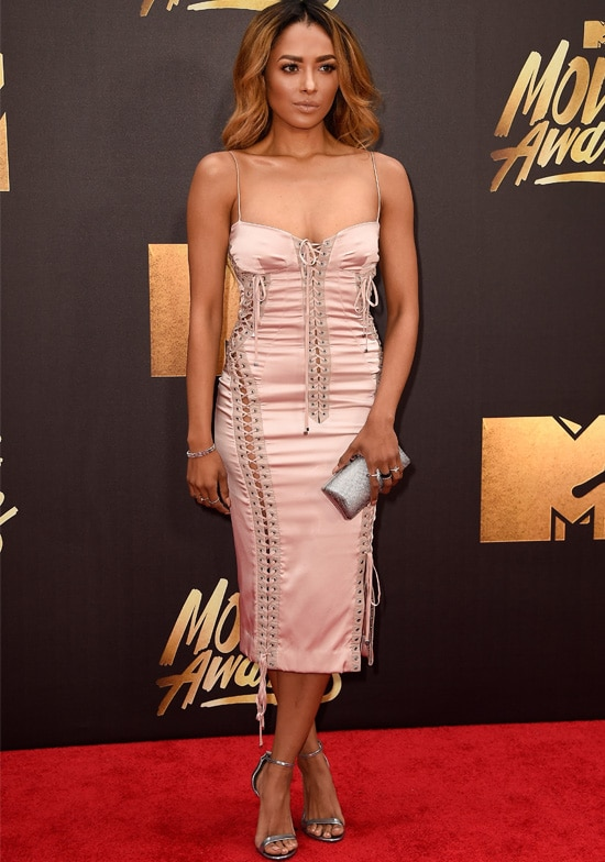 kat graham mtv movie awards
