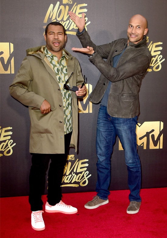 key peele mtv movie awards