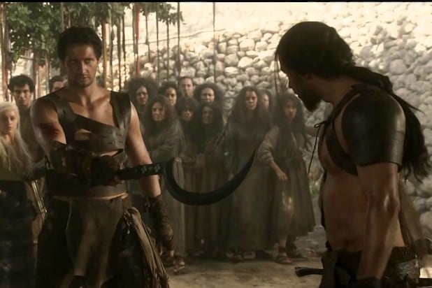 Khal Drogo and Mago
