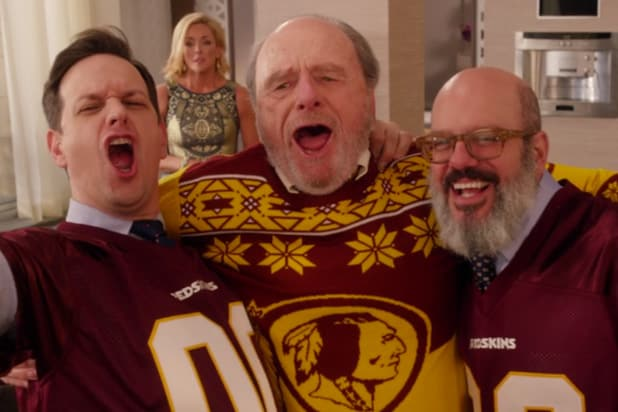 kimmy schmidt redskins
