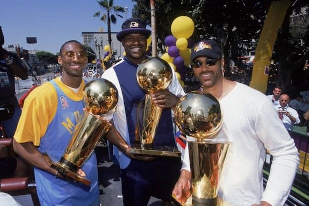 Kobe Bryants Hollywood Ending See Which Stars Went To