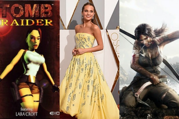 Alicia Vikander S Tomb Raider Movie Sets 2018 Release Date