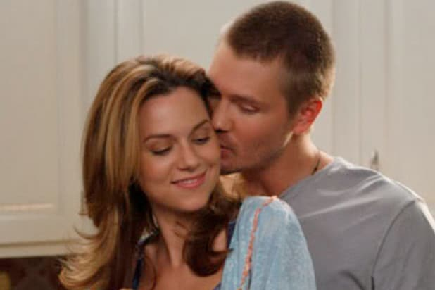 One Tree Hill Chad Michael Murray Hilarie Burton