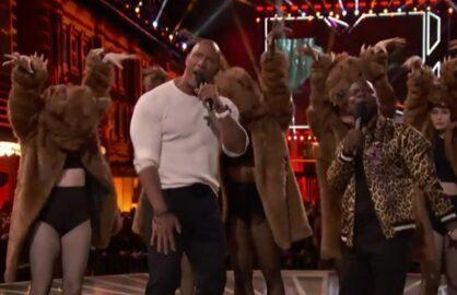 leo got fucked by a bear mtv movie awards