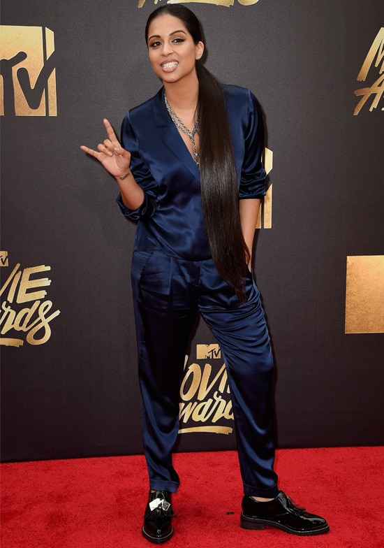 lilly singh mtv movie awards
