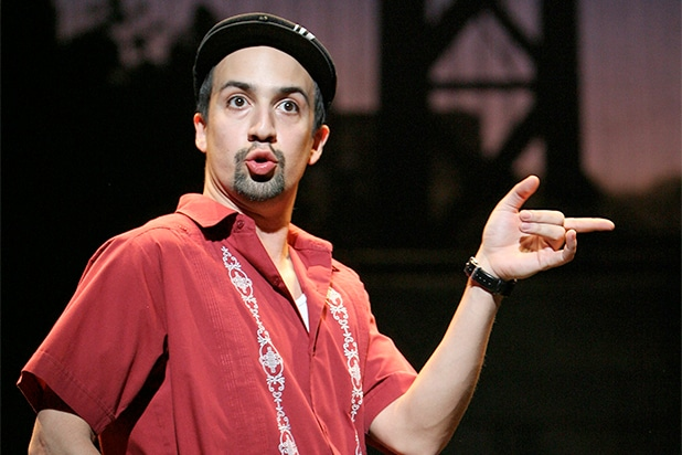 Lin Manuel Miranda In the Heights