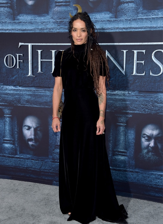 lisa-bonet game of thrones