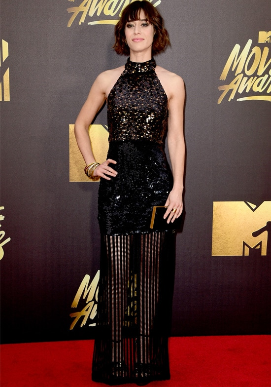 lizzy caplan mtv movie awards