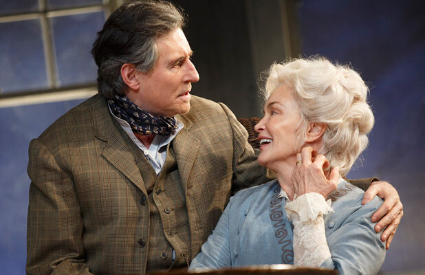 long day's journey into night with gabriel byrne and jessica lange