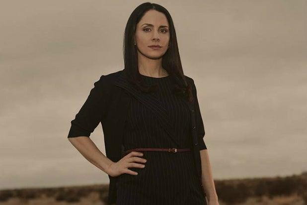 Lydia Rodarte-Quayle (Laura Fraser)