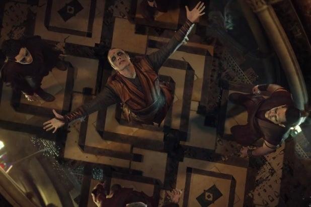 mads mikkelsen doctor strange kaecilius dormammu marvel cinematic universe timeline