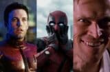 marvel and dc stars ryan reynolds ben affleck willem dafoe