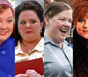 Evolution of Melissa McCarthy