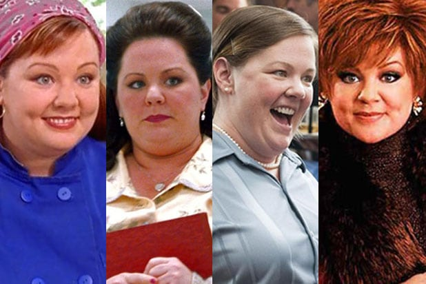 Evolution of Melissa McCarthy