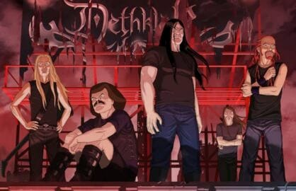 metalocalypse petition